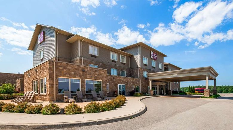 """Best Western Plus Walkerton East Ridge Exterior. Images powered by <a href=""""http://web.iceportal.com"""" target=""""_blank"""" rel=""""noopener"""">Ice Portal</a>."""