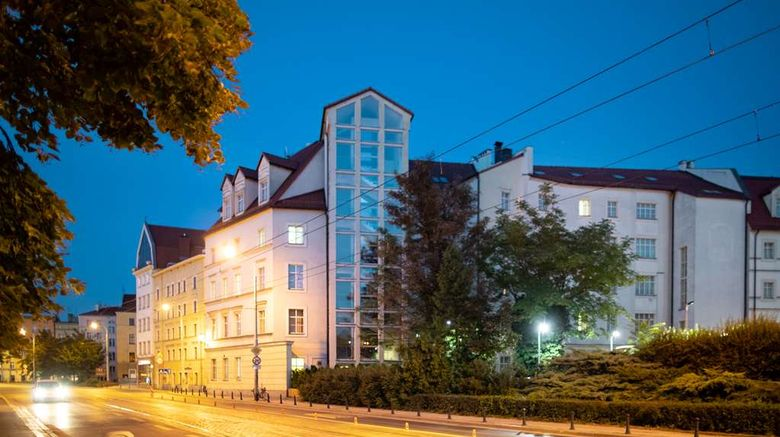 """Best Western Prima Hotel Wroclaw Exterior. Images powered by <a href=""""http://web.iceportal.com"""" target=""""_blank"""" rel=""""noopener"""">Ice Portal</a>."""