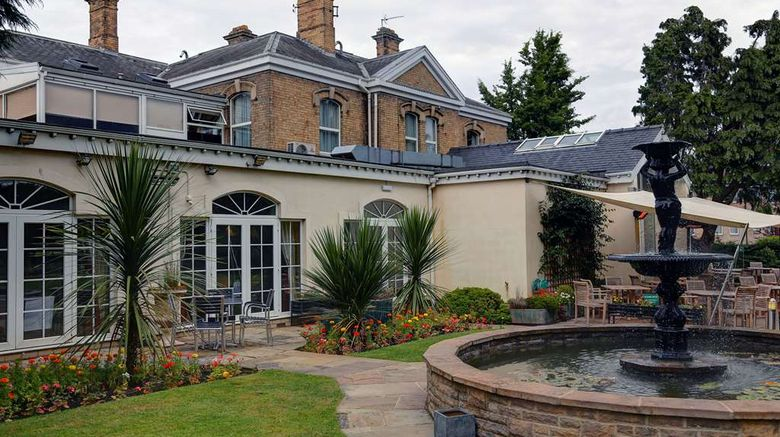 """Willerby Manor Hotel Exterior. Images powered by <a href=""""http://web.iceportal.com"""" target=""""_blank"""" rel=""""noopener"""">Ice Portal</a>."""