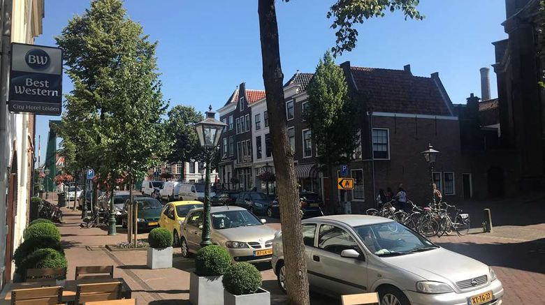 """Best Western City Hotel Leiden Exterior. Images powered by <a href=""""http://web.iceportal.com"""" target=""""_blank"""" rel=""""noopener"""">Ice Portal</a>."""