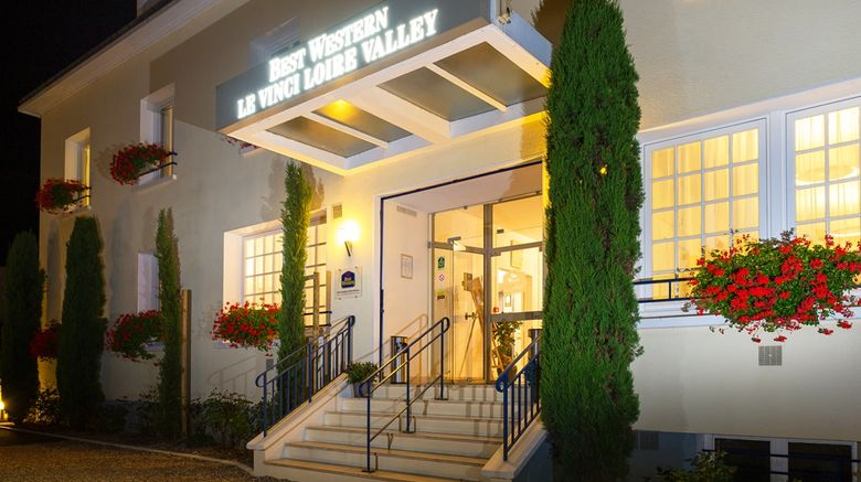 """Best Western Le Vinci Loire Valley Exterior. Images powered by <a href=""""http://web.iceportal.com"""" target=""""_blank"""" rel=""""noopener"""">Ice Portal</a>."""