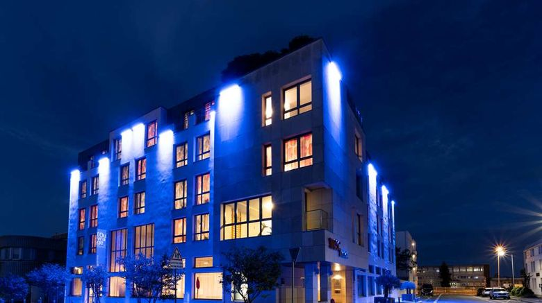 """<b>Best Western Premier Masqhotel Exterior</b>. Images powered by <a href=""""https://iceportal.shijigroup.com/"""" title=""""IcePortal"""" target=""""_blank"""">IcePortal</a>."""