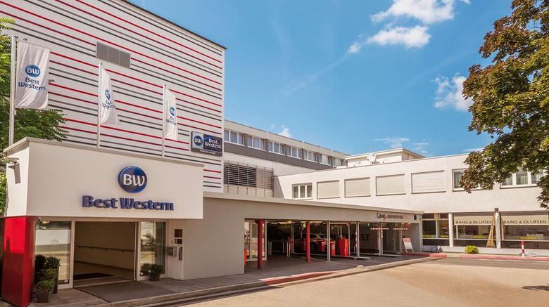 """Best Western Hotel Darmstadt Exterior. Images powered by <a href=""""http://web.iceportal.com"""" target=""""_blank"""" rel=""""noopener"""">Ice Portal</a>."""