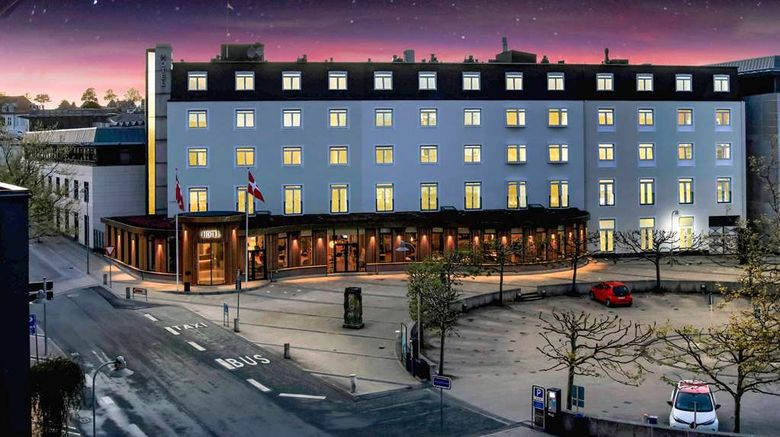 """Best Western Plus Hotel Svendborg Exterior. Images powered by <a href=""""http://web.iceportal.com"""" target=""""_blank"""" rel=""""noopener"""">Ice Portal</a>."""