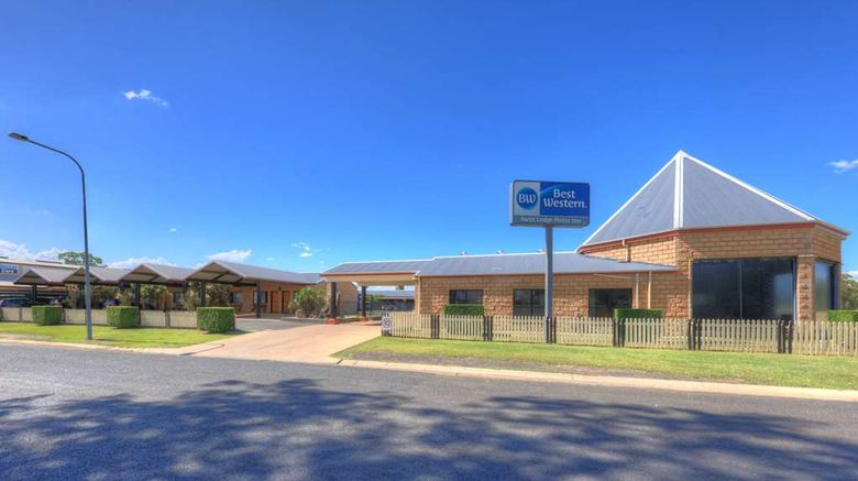 """Best Western Ascot Lodge Motor Inn Exterior. Images powered by <a href=""""http://web.iceportal.com"""" target=""""_blank"""" rel=""""noopener"""">Ice Portal</a>."""