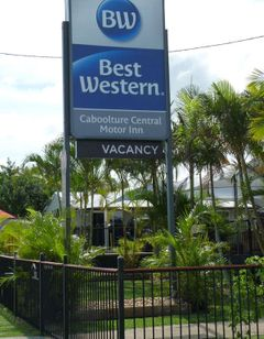 Caboolture Central Motor Inn, SureStay Collection