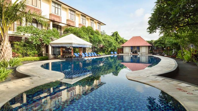 """Best Western Resort Kuta Exterior. Images powered by <a href=""""http://web.iceportal.com"""" target=""""_blank"""" rel=""""noopener"""">Ice Portal</a>."""