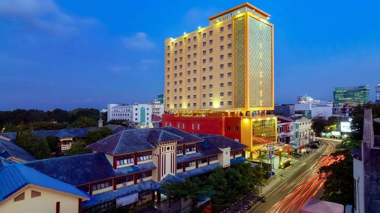 """Best Western Plus Makassar Beach Exterior. Images powered by <a href=""""http://web.iceportal.com"""" target=""""_blank"""" rel=""""noopener"""">Ice Portal</a>."""