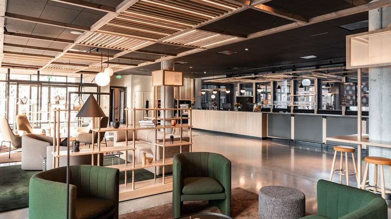 """<b>Scandic Hamar Lobby</b>. Images powered by <a href=""""https://iceportal.shijigroup.com/"""" title=""""IcePortal"""" target=""""_blank"""">IcePortal</a>."""