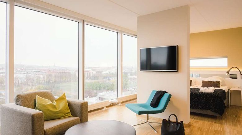 """<b>Scandic Hotel Opalen Room</b>. Images powered by <a href=""""https://iceportal.shijigroup.com/"""" title=""""IcePortal"""" target=""""_blank"""">IcePortal</a>."""