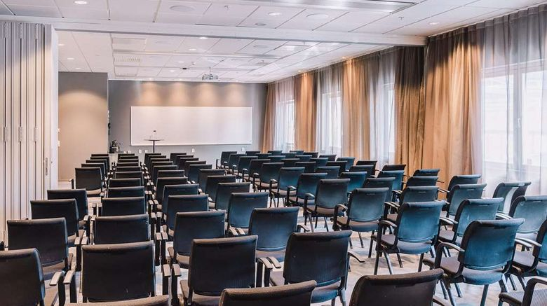 """<b>Scandic Hotel Opalen Meeting</b>. Images powered by <a href=""""https://iceportal.shijigroup.com/"""" title=""""IcePortal"""" target=""""_blank"""">IcePortal</a>."""