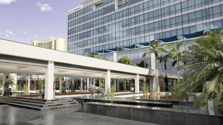 "Hyatt Regency Dar es Salaam Exterior. Images powered by <a href=""http://web.iceportal.com"" target=""_blank"" rel=""noopener"">Ice Portal</a>."