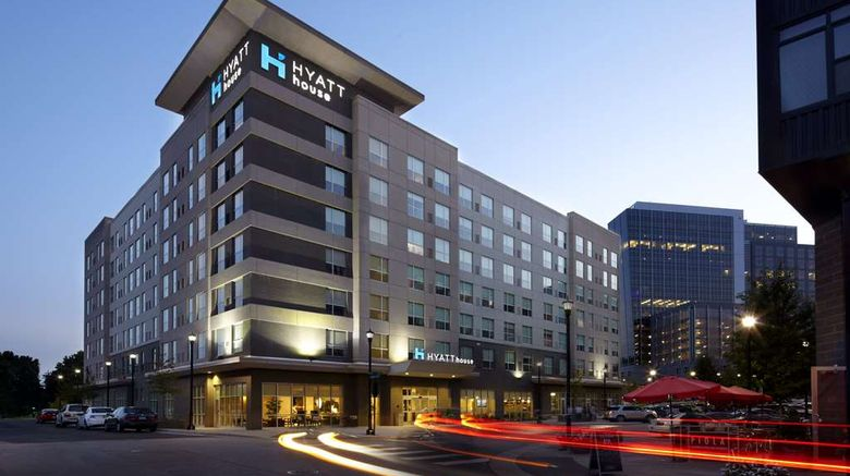 """Hyatt House Raleigh North Hills Exterior. Images powered by <a href=""""http://web.iceportal.com"""" target=""""_blank"""" rel=""""noopener"""">Ice Portal</a>."""