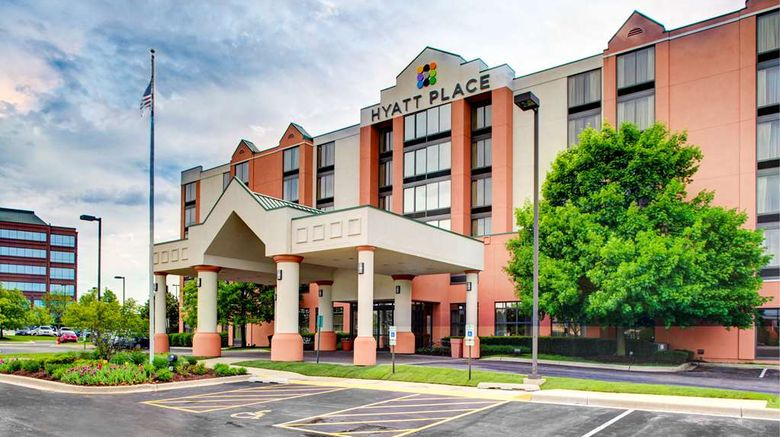 """Hyatt Place Windward Pkwy Exterior. Images powered by <a href=""""http://web.iceportal.com"""" target=""""_blank"""" rel=""""noopener"""">Ice Portal</a>."""