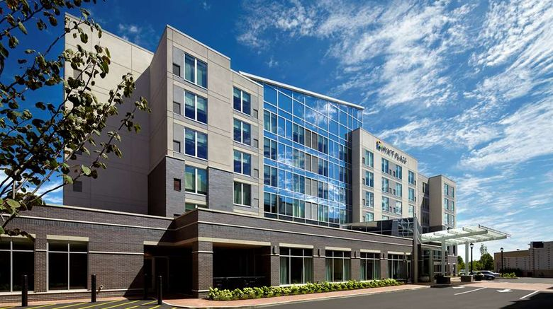 """<b>Hyatt Place Corpus Christi Exterior</b>. Images powered by <a href=""""https://iceportal.shijigroup.com/"""" title=""""IcePortal"""" target=""""_blank"""">IcePortal</a>."""