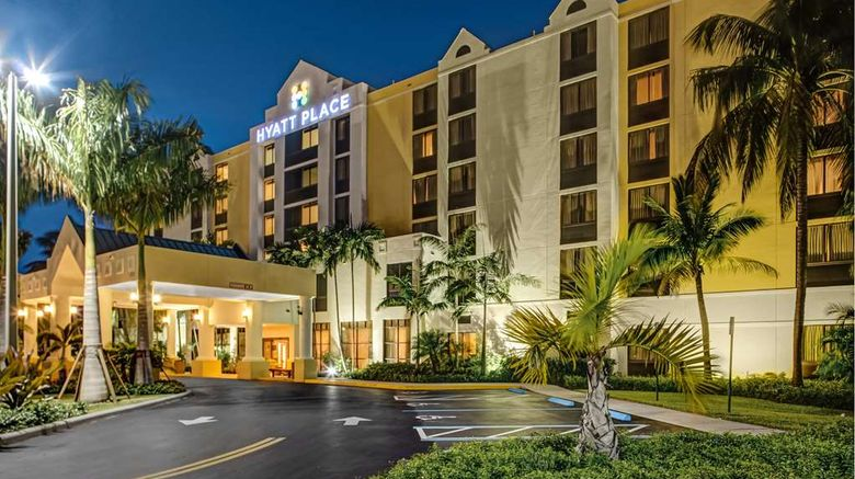 """Hyatt Place Fort Lauderdale 17th Street Exterior. Images powered by <a href=""""http://web.iceportal.com"""" target=""""_blank"""" rel=""""noopener"""">Ice Portal</a>."""