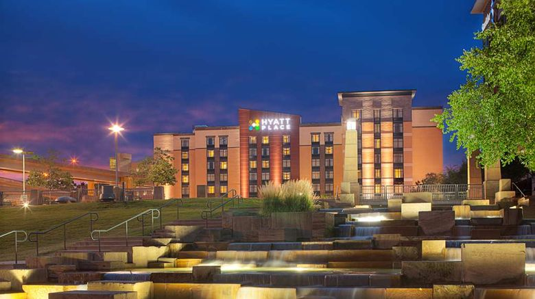 """Hyatt Place Pittsburgh North Shore Exterior. Images powered by <a href=""""http://web.iceportal.com"""" target=""""_blank"""" rel=""""noopener"""">Ice Portal</a>."""