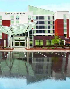 Hyatt Place Raleigh West/RBC Center