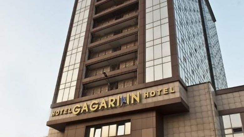 """Hotel Gagarinn Exterior. Images powered by <a href=""""http://web.iceportal.com"""" target=""""_blank"""" rel=""""noopener"""">Ice Portal</a>."""