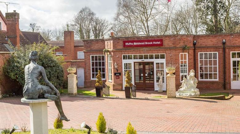 """Muthu  Belstead Brook Hotel Exterior. Images powered by <a href=""""http://web.iceportal.com"""" target=""""_blank"""" rel=""""noopener"""">Ice Portal</a>."""