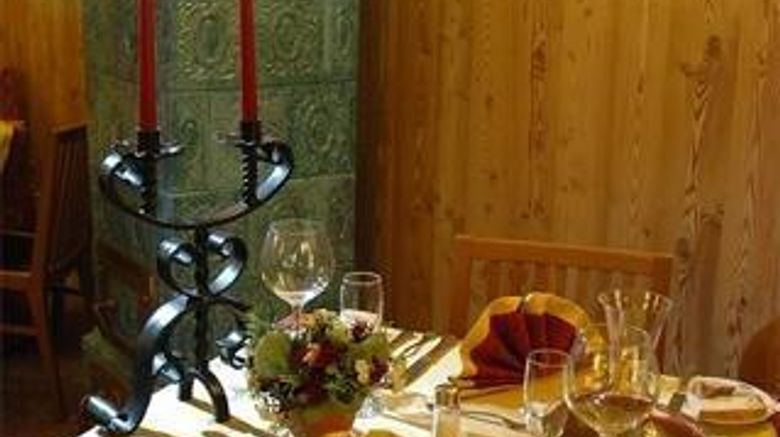 """Hotel De Champoluc Restaurant. Images powered by <a href=""""http://web.iceportal.com"""" target=""""_blank"""" rel=""""noopener"""">Ice Portal</a>."""