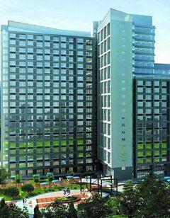 Seasons Park Apart Hotel Beijing