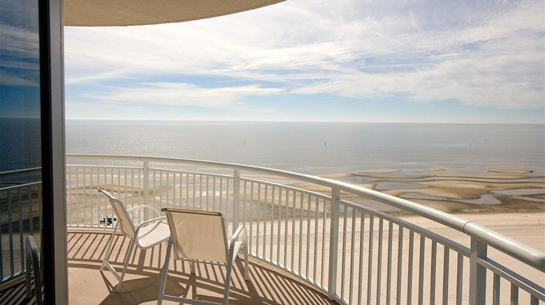 """South Beach Biloxi Hotel  and  Suites Exterior. Images powered by <a href=""""http://web.iceportal.com"""" target=""""_blank"""" rel=""""noopener"""">Ice Portal</a>."""