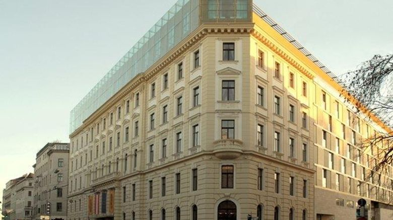 """Austria Trend Hotel Savoyen Vienna Exterior. Images powered by <a href=""""http://web.iceportal.com"""" target=""""_blank"""" rel=""""noopener"""">Ice Portal</a>."""
