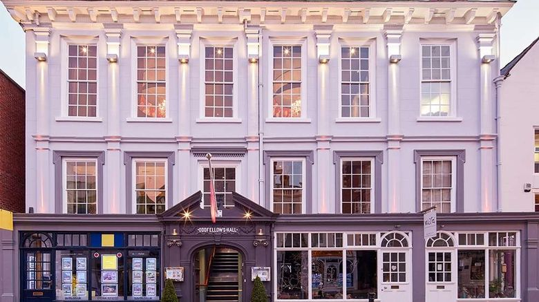 """Oddfellows Chester Exterior. Images powered by <a href=""""http://web.iceportal.com"""" target=""""_blank"""" rel=""""noopener"""">Ice Portal</a>."""