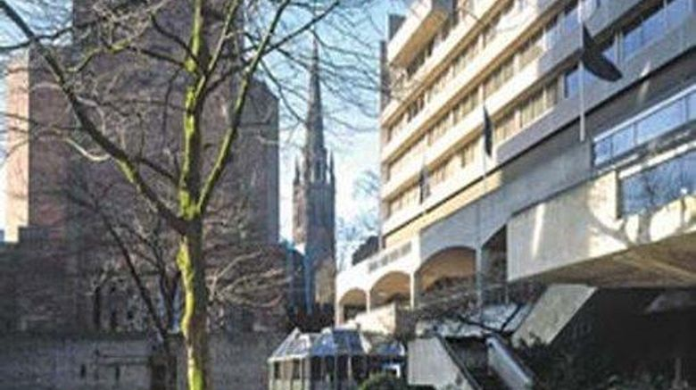 """Britannia Hotel Coventry City Centre Exterior. Images powered by <a href=""""http://web.iceportal.com"""" target=""""_blank"""" rel=""""noopener"""">Ice Portal</a>."""