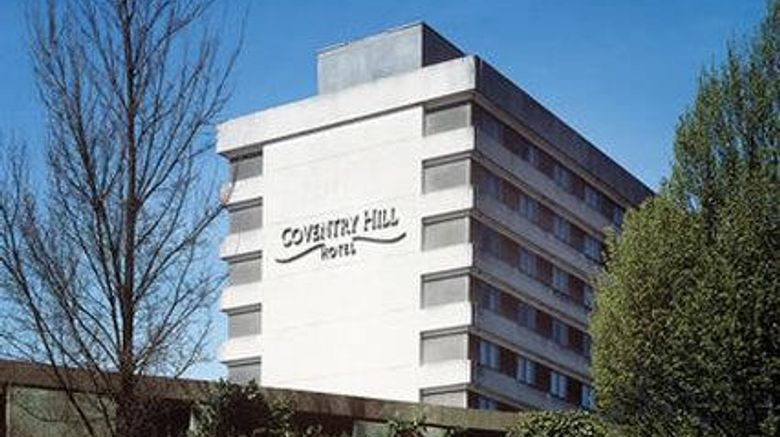 """Coventry Hill Britannia Hotel Exterior. Images powered by <a href=""""http://web.iceportal.com"""" target=""""_blank"""" rel=""""noopener"""">Ice Portal</a>."""