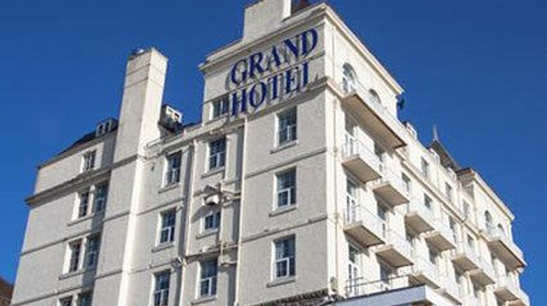 """Grand Hotel Llandudno Exterior. Images powered by <a href=""""http://web.iceportal.com"""" target=""""_blank"""" rel=""""noopener"""">Ice Portal</a>."""