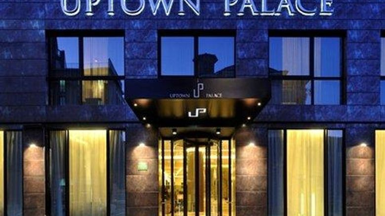 """Uptown Palace Exterior. Images powered by <a href=""""http://web.iceportal.com"""" target=""""_blank"""" rel=""""noopener"""">Ice Portal</a>."""