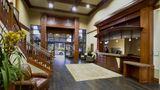 West Inn & Suites Lobby