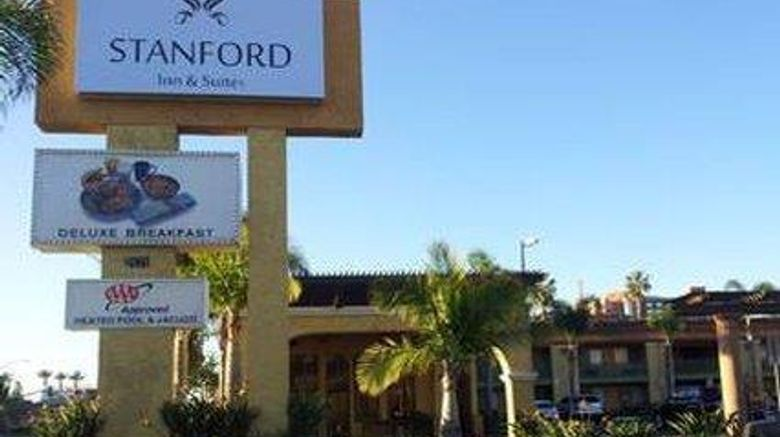 """Stanford Inn  and  Suites Exterior. Images powered by <a href=""""http://web.iceportal.com"""" target=""""_blank"""" rel=""""noopener"""">Ice Portal</a>."""