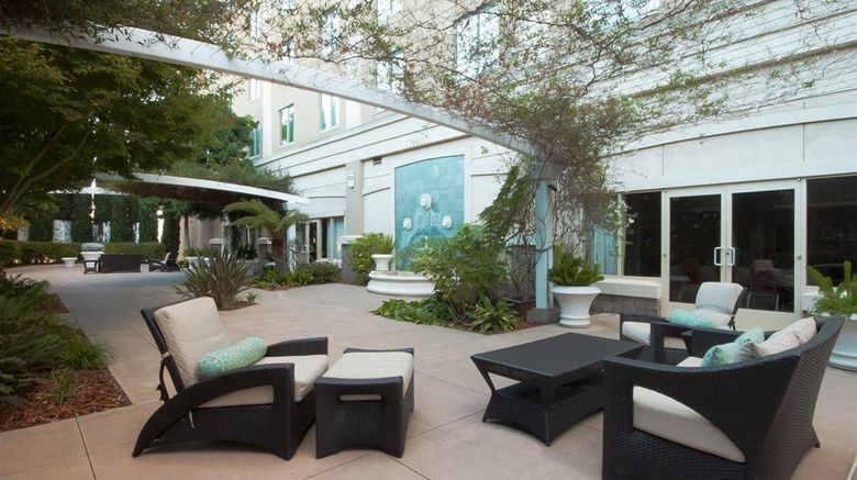"""Biltmore Hotel  and  Suites Silicon Valley Exterior. Images powered by <a href=""""http://web.iceportal.com"""" target=""""_blank"""" rel=""""noopener"""">Ice Portal</a>."""