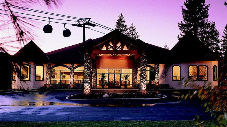 """Forest Suites Resort Exterior. Images powered by <a href=""""http://web.iceportal.com"""" target=""""_blank"""" rel=""""noopener"""">Ice Portal</a>."""