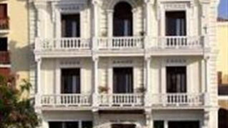 """Hotel Monterrey Cartagena Exterior. Images powered by <a href=""""http://web.iceportal.com"""" target=""""_blank"""" rel=""""noopener"""">Ice Portal</a>."""