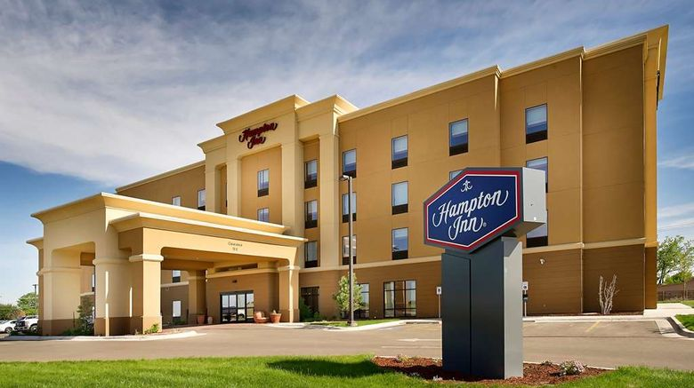 """Hampton Inn Pampa Exterior. Images powered by <a href=""""http://web.iceportal.com"""" target=""""_blank"""" rel=""""noopener"""">Ice Portal</a>."""