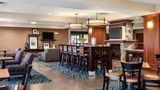 Hampton Inn Watertown Lobby