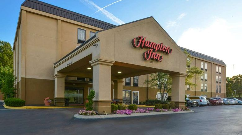 """Hampton Inn Nashville Hickory Hollow Exterior. Images powered by <a href=""""http://web.iceportal.com"""" target=""""_blank"""" rel=""""noopener"""">Ice Portal</a>."""