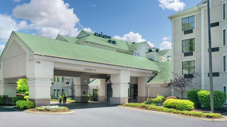 """Hampton Inn  and  Suites Nashville/Franklin Exterior. Images powered by <a href=""""http://web.iceportal.com"""" target=""""_blank"""" rel=""""noopener"""">Ice Portal</a>."""