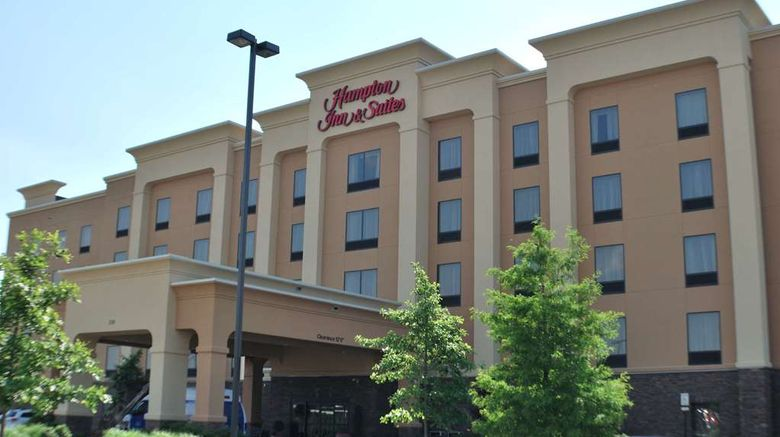 """Hampton Inn  and  Stes Nashville at Opryland Exterior. Images powered by <a href=""""http://web.iceportal.com"""" target=""""_blank"""" rel=""""noopener"""">Ice Portal</a>."""