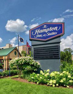 Hampton Inn & Suites Vanderbilt-Elliston
