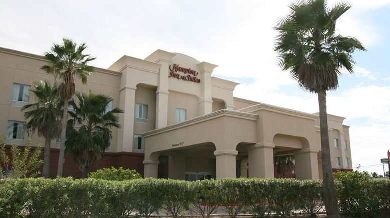 """Hampton Inn and Suites Brownsville Exterior. Images powered by <a href=""""http://web.iceportal.com"""" target=""""_blank"""" rel=""""noopener"""">Ice Portal</a>."""