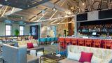 Hilton Garden Inn Burlington-Downtown Lobby