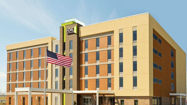 """Home2 Suites Baltimore/Aberdeen Exterior. Images powered by <a href=""""http://web.iceportal.com"""" target=""""_blank"""" rel=""""noopener"""">Ice Portal</a>."""