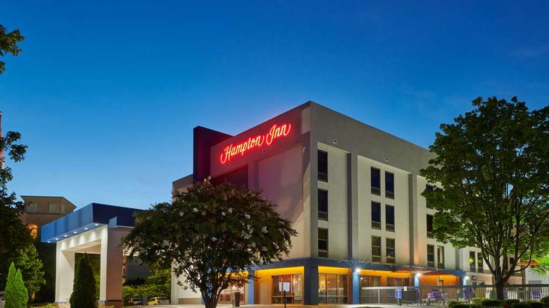 """Hampton Inn Clemson Exterior. Images powered by <a href=""""http://web.iceportal.com"""" target=""""_blank"""" rel=""""noopener"""">Ice Portal</a>."""