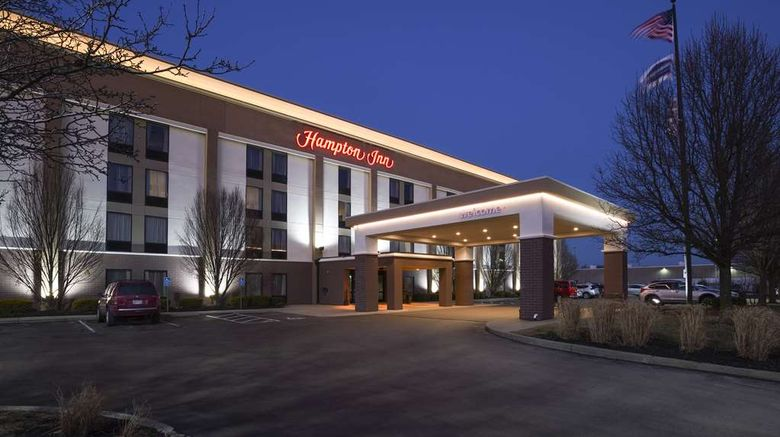 """Hampton Inn Eastgate Exterior. Images powered by <a href=""""http://web.iceportal.com"""" target=""""_blank"""" rel=""""noopener"""">Ice Portal</a>."""