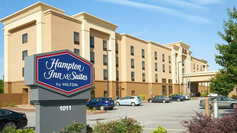 """Hampton Inn  and  Suites Seneca/Clemson Exterior. Images powered by <a href=""""http://web.iceportal.com"""" target=""""_blank"""" rel=""""noopener"""">Ice Portal</a>."""